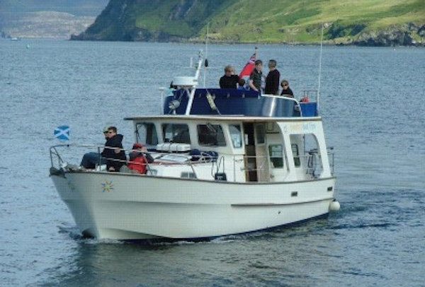 Spindrift Boat Trips