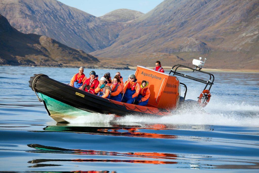 Aquaxplore Boat Trips