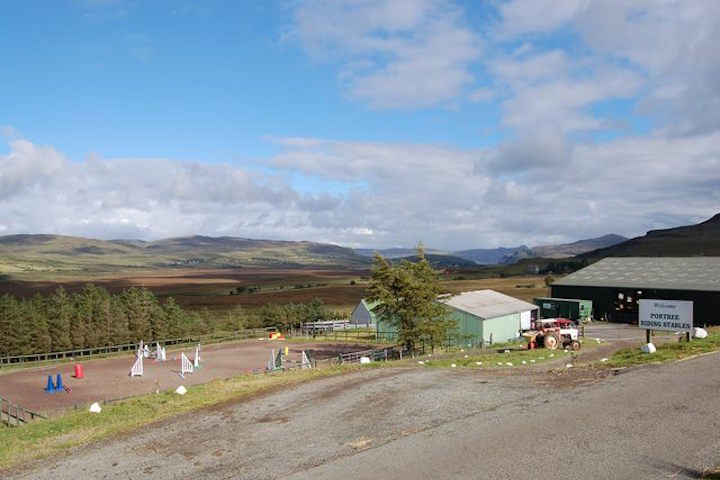 Portree Stables