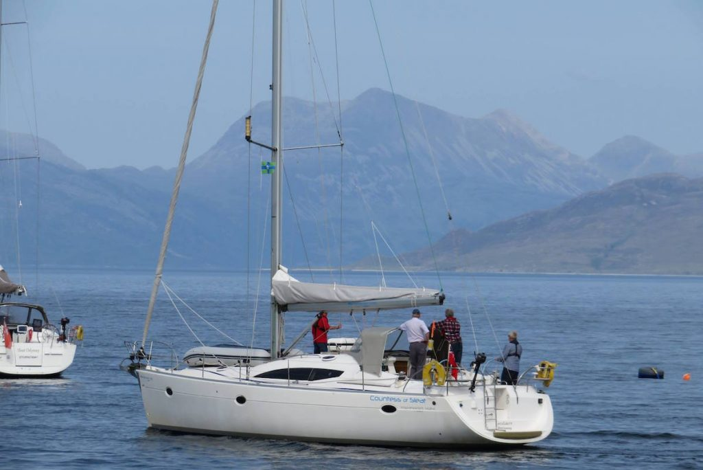 Isle of Skye Yachts