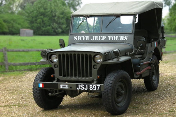 Skye Jeep Tours