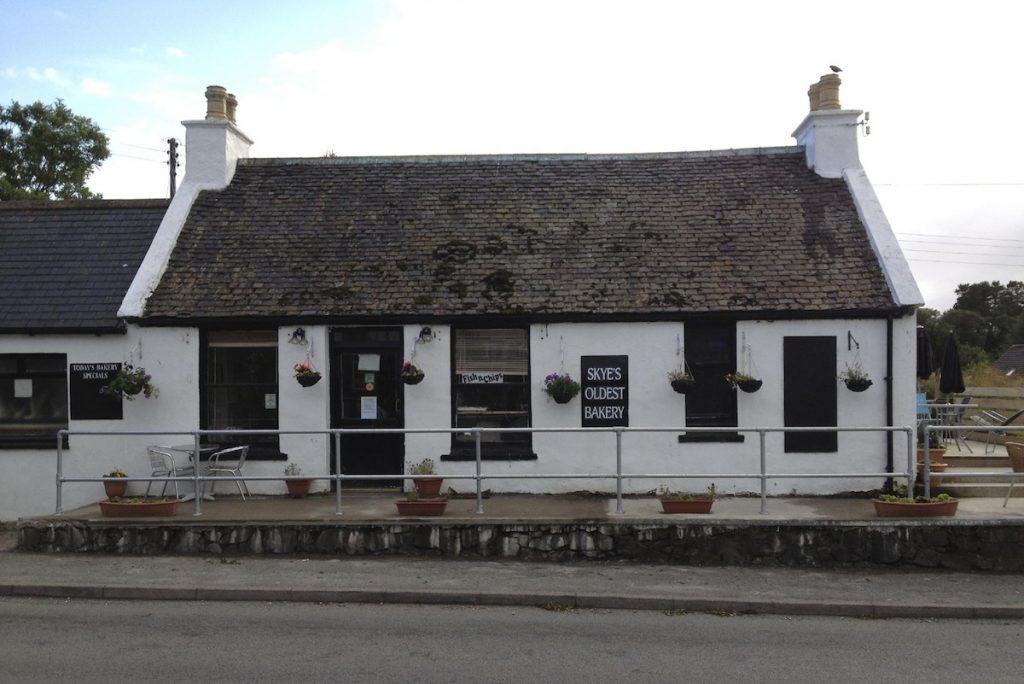 Dunvegan Bakery: Skye's Oldest Bakery