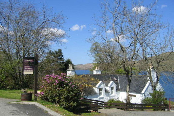 Whats on Skye, Carbost, The old inn, Isle of Skye