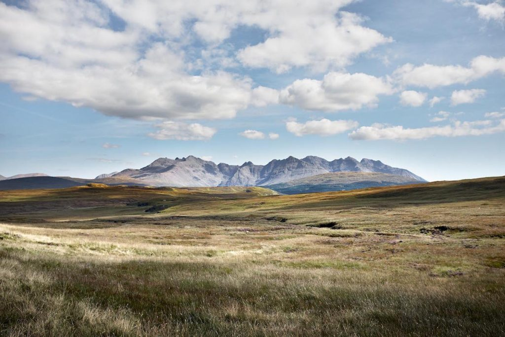 What's on Skye, Carbost, The Cuillins for Talisker