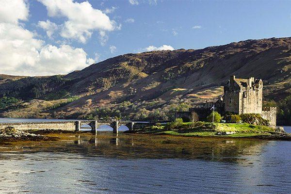 What's on Skye, Dornie, Eilean Donan Castel