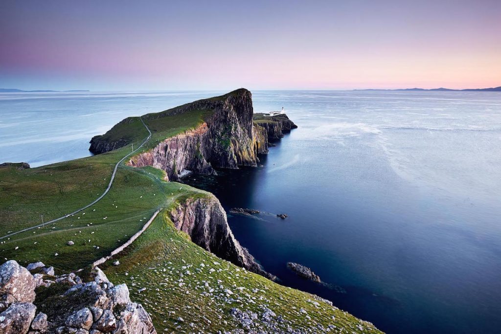 What's on Skye, Glendale, Neist Point