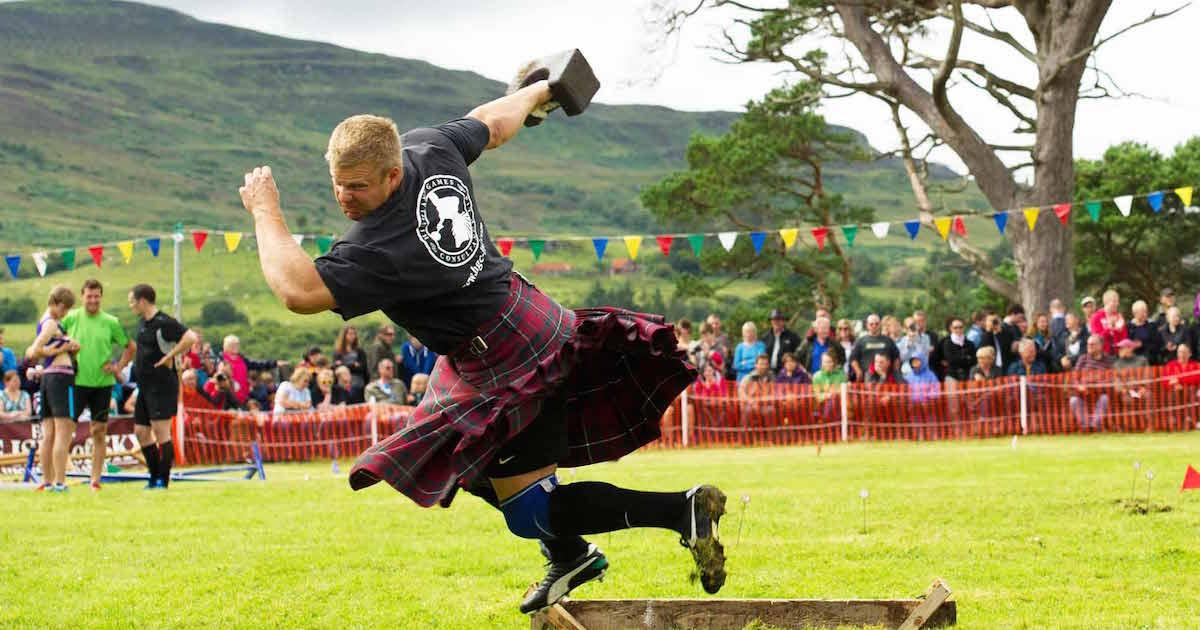 Image result for highland games