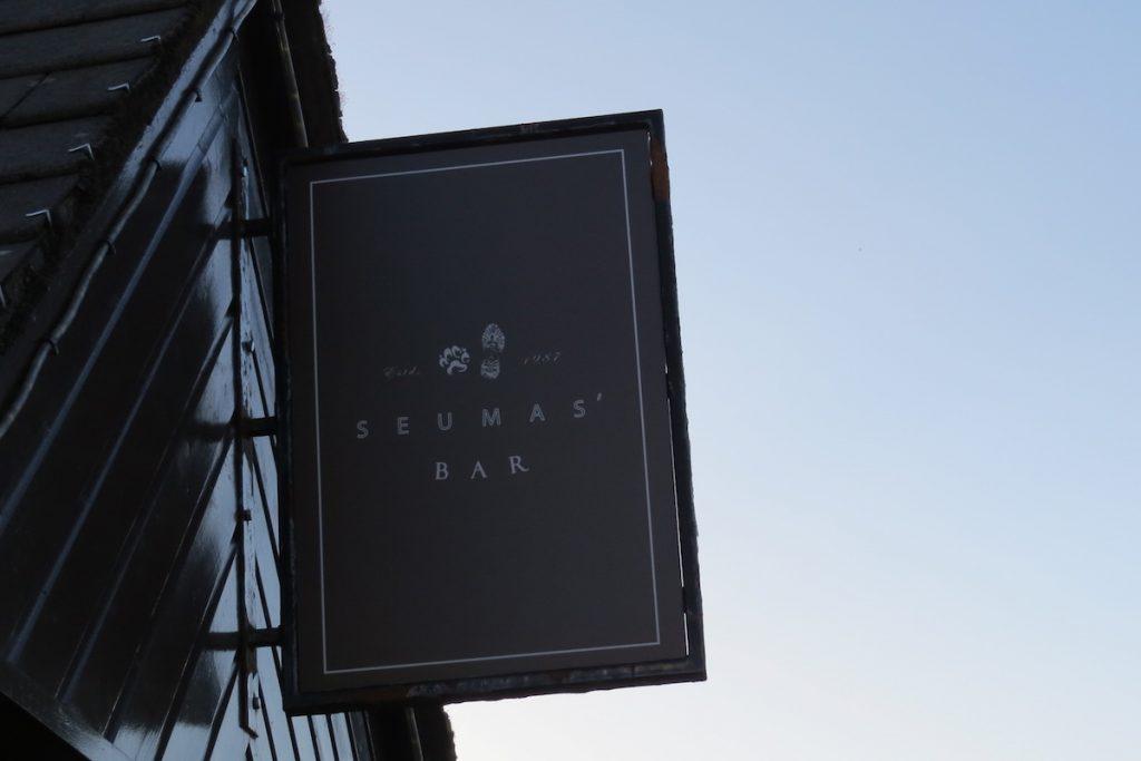 Seumas' Bar