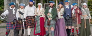 whats on skye events armadale castle jacobite day